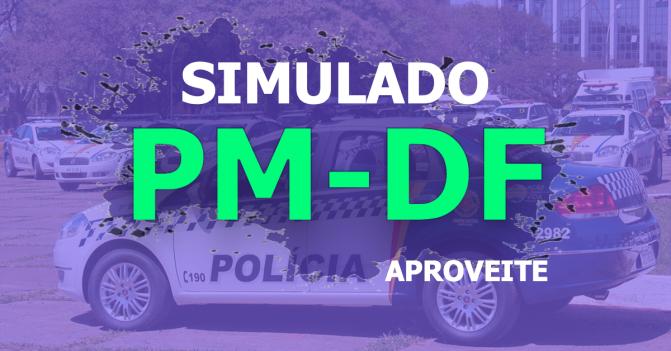 SIMULADO PM-DF 11
